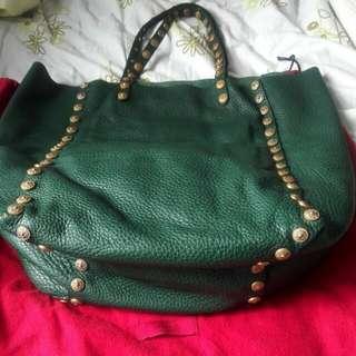 Valentino Shoulder Shopping Bag