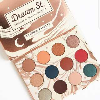 Colorpop eyeshadow palette