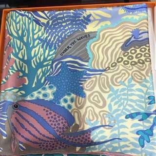 Hermes 90x90 方巾