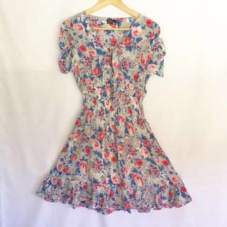 Yumi Sz M Summer Dress