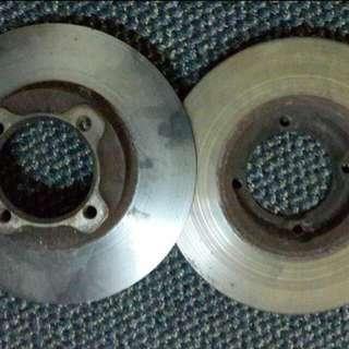 Disc brake kancil