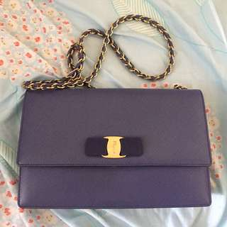 Ferragamo cross body bag