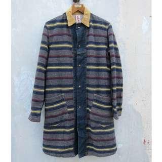 Lee Alaskan blanket long jacket