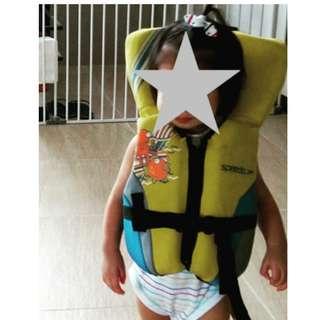 Speedo Infant/Toddler Life Vest