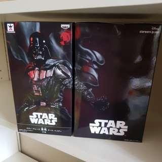 Final piece! Star Wars Goukai Darth Vader