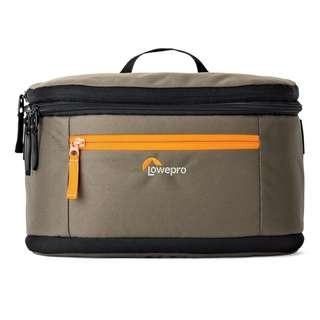 LOWEPRO PASSPORT DUO TRAVEL PACK - ORANGE/MICA
