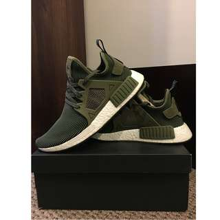 NMD XR-1 Olive