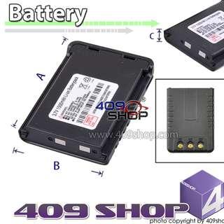 BAOFENG UV-3R PLUS Battery + Rainproof Mic Speaker