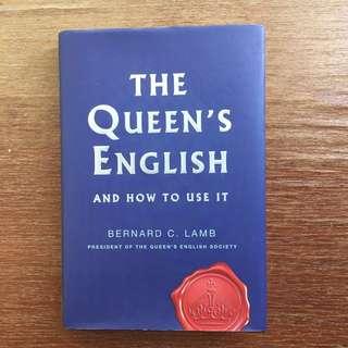 The Queen's English - Bernard Lamb