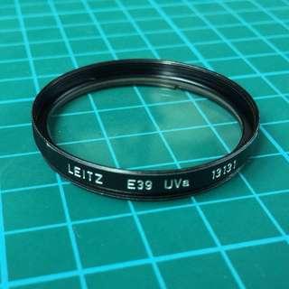 Leica E39 13131 UVa Filter