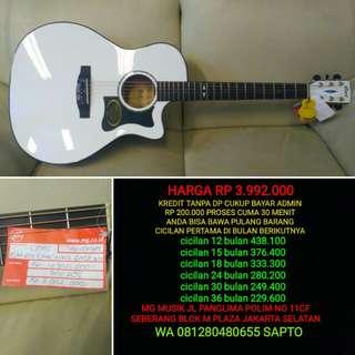 Gitar Cort GASF Bisa Cicilan Tanpa dp