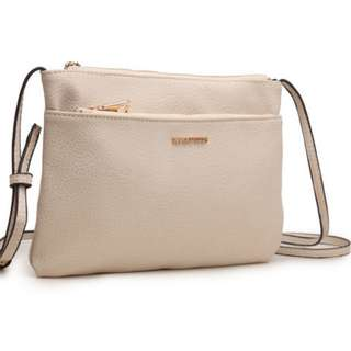 White Mango Touch Sling Bag [Instocks]