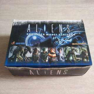 Hot Toys Aliens™ SNAP KITS MODEL SERIES [Collect All 10] 異形模型系列 全10隻