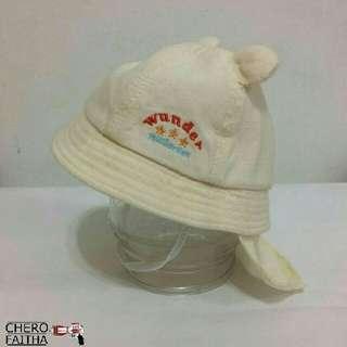 Wunder milliarden kid infant baby cap hat topi budak