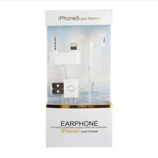 Brand New iPhone5 cool partner earphone selling at $9.90