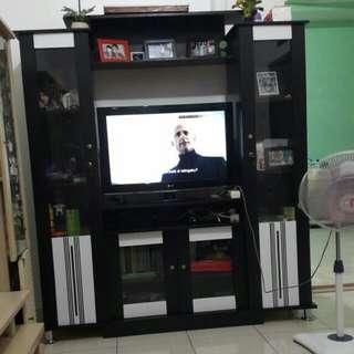 Hasil Pesanan/ Lemari Tv minimalis