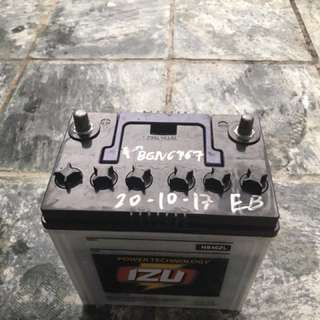 NS40ZL Kelisa Car Battery