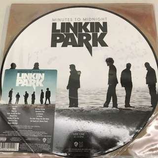 LINKIN PARK - Minutes to midnight LIMITED EDITION VINYL