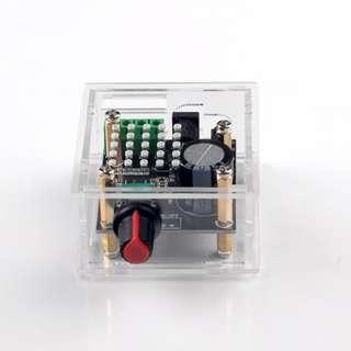Acrylic Series PAM8610 迷你數字擴音機