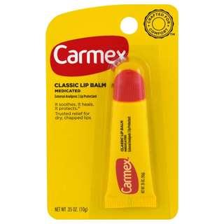 Carmex Original Healing Lip Balm Tube - Fast healing for super dry lips