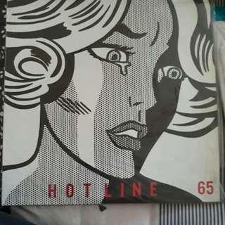 🚚 黑膠唱片hot line 65