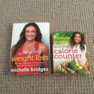 Michelle Bridges books