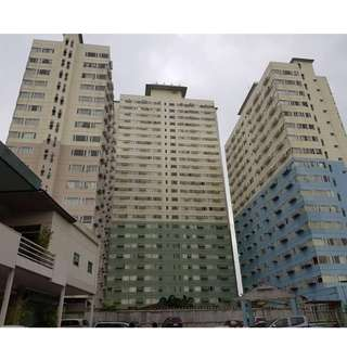 RFO 29sqm 1BR Unit with Balcony in Ridgewood Towers Premier