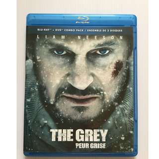 The Grey Blu Ray + DVD