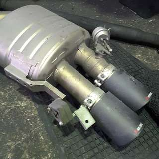 ORIGINAL USED BMW F10 M5 2012 EXHAUST (06952)
