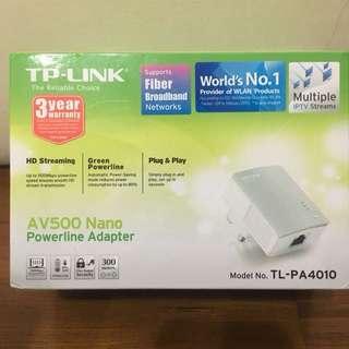 TP-Link internet extender