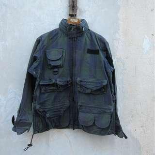 Beams international Gallery paratrooper jacket