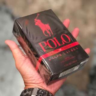 Authentic Ralph Lauren Polo Red Extreme EDP Perfume 125ml Limited Stock First Come First Served 😎👍