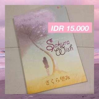 Sakura Wish Novel