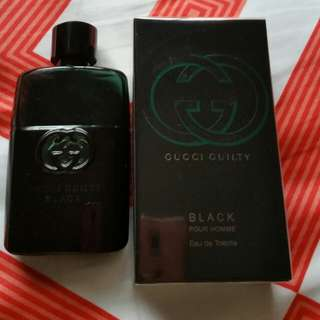 Gucci Guilty Black-50ml