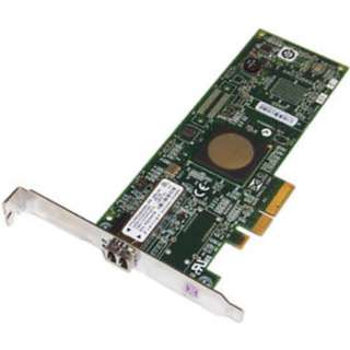 HP EMULEX FC1120005-02C, 4GB DUAL Channel Pci-E Fiber Channel Adapter