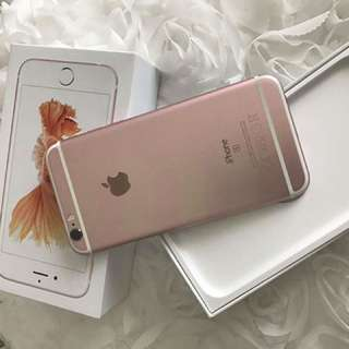 Hp Iphone6S 64GB Cash dan Kredit