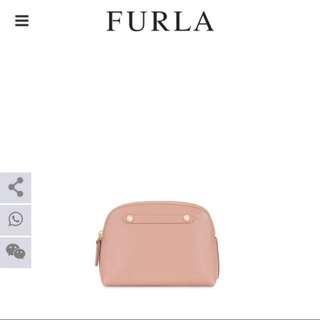 Furla化妝包 小包