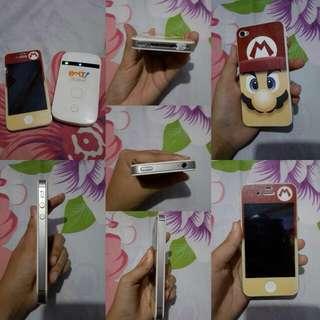 Iphone 4 dan Mifi