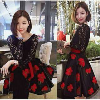 ZR02 dress angelika black