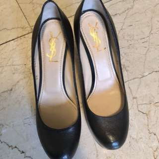 YSL Leather Pumps Size 38