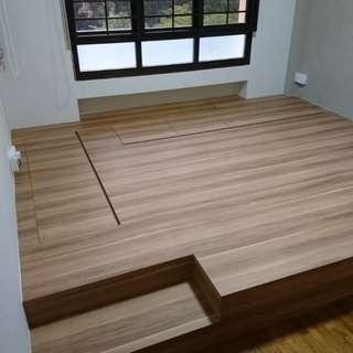 🔨 Platform beds 👍