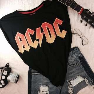 AC|DC Loose Top