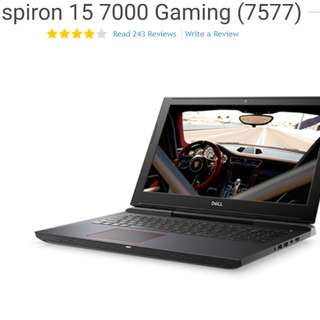 Dell Inspiron 7577 Gaming Laptop Notebook