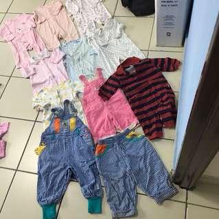1 lot baby apparel