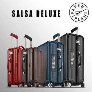 【PAPERPLANE】l ETAG l RIMOWA Salsa Deluxe Series 831.xx.004/5 行李箱 旅遊 旅行