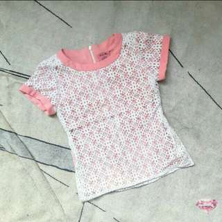 REPRICED! Little Miss blouse