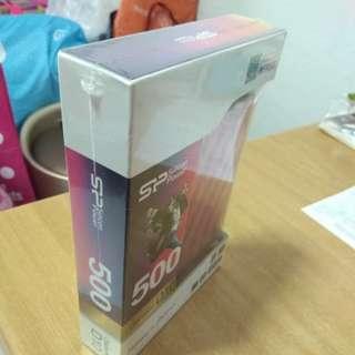 Silicon power 500gb portable hard-disk