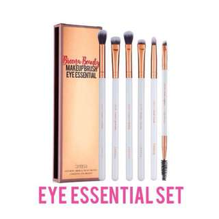 BREENA BEAUTY|EYE ESSENTIAL SET