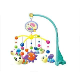 Hanging Musical Lullaby for Infant Baby (Multicolor)