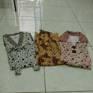 Set Variant Batik 3pcs